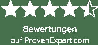 Unsere ProvenExpert Bewertungen